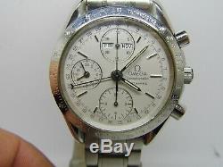 OMEGA speedmaster triple date chronographe automatique cal 1151 de 1993
