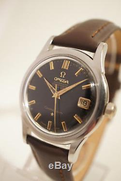 Omega Constellation Acier Automatique, Date, Certifie Chronometre, 1958