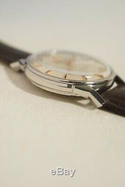 Omega Constellation En Acier, Automatique, Date, Certifie Chronometre, 1967