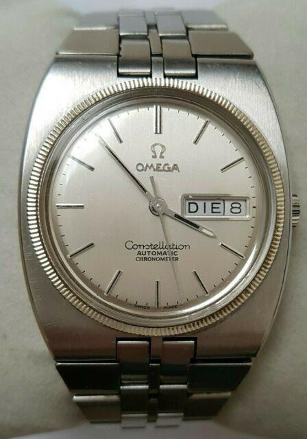 Oméga Constellation Cal. 752 Jour Date Automatique Chronomètre. Rare
