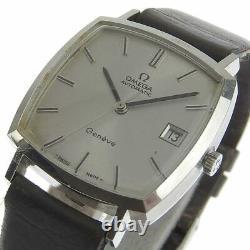 Omega Geneve Automatique Date Homme Montre wl34213