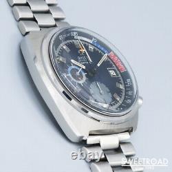 Omega Seamaster Chronographe Ref. 176.010 Vintage Cal. 1040 Automatique Montre