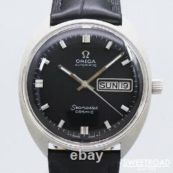 Omega Seamaster Cosmic Ref. 166.036 Vintage Jour Date Cal. 752 Automatique Montre