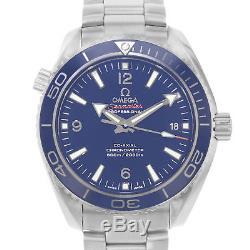 Omega Seamaster Planet Ocean 232.90.42.21.03.001 TITANE Montre Homme Automatique