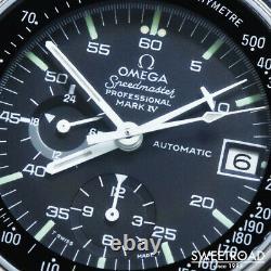 Omega Speedmaster Professional Ref. 176.009 Vintage Mark 4 Automatique Montre