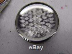 Oméga automatique réf 2421-1 cal 28.10. RA. PC boite acier. Vintage de 1944