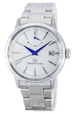 Orient Star classique automatique Power Reserve SAF02003W0 montre homme