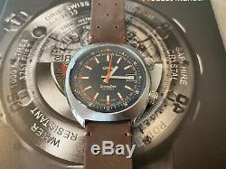 Oris Chronoris Date 0173377374054 Automatique 100m FULL SET Garantie 2020