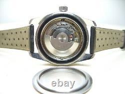 Pax Montre Vintage De Plongee 300 Metres Automatique Eta 2452 Pepsi Bezel Watch