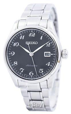 Presage de Seiko automatique Japon fait SPB037 SPB037J1 SPB037J montre homme