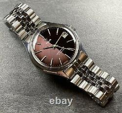Rare Montre Ancienne Vintage Watch Yema Automatique FE 5611 (Idem Superman)
