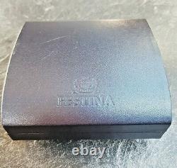 Rare Montre Festina automatique Dual Time Zone Homme ref 16078