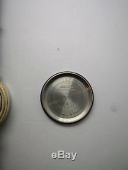 Rare Montre Omega Homme Automatique Calibre 1012 Plaquée Or 20 Microns