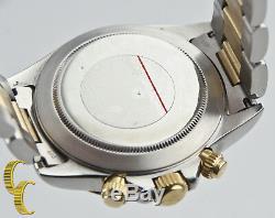 Rolex Daytona Cosmographe Homme Deux Nuances 18k / Ss Montre Automatique