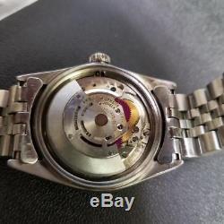 Rolex Homme Datejust 1603 Automatique c. 1965 Acier Inoxydable Suisse
