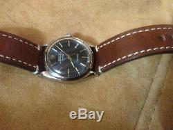 Rolex Oyster Perpetual Air King automatique 1970, Precision 5500, case 34mm