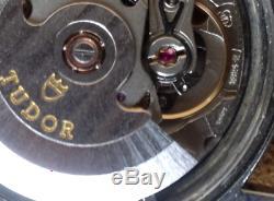 Rolex Oyster Perpetual Air King automatique 1970 case 34 mm, Tudor 2824 modifié