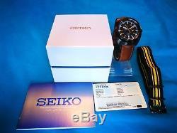 SEIKO 5 SPORT SSA289K1 Hommes Automatique HELMET REISSUE