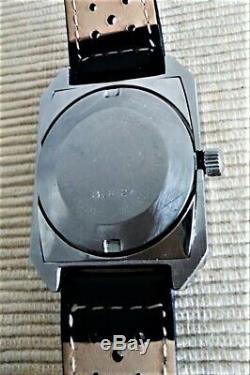 SUPERBE Montre Automatique AURORE Swiss Made. Mvt ETA 2789. 70's. Comme NEUF