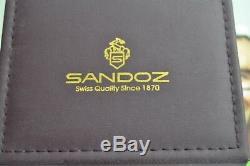 Sandoz Excellent Montre Sandoz Swiss Eta Automatique Comme Neuve