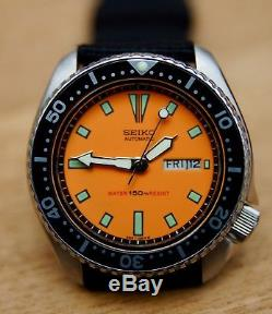 Seiko 6309-7290 Vintage Scuba Diver's Plongee Automatique Super Etat Skx