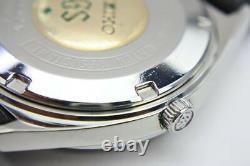 Seiko Grand 5646-7010 Vintage Hi-Beat Jour Date Utilisé Automatique Homme Montre