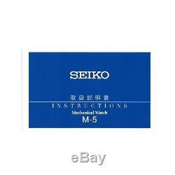 Seiko SARB017 mécanique automatique homme cuir regarder FR