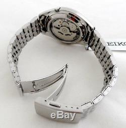 Seiko SNKL29K1 Automatique Montre-Bracelet pour Homme Nouvelle et Ovp