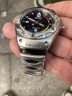 Seiko Vintage Collection Arctura Premium Automatique 5M42-0E60 Kinetic Montre We