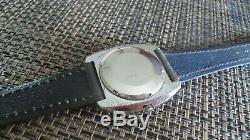 Superbe montre ancienne automatique homme LIP R573 AUTOMATIC 1974 restaurée