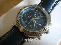 Superbe montre chronographe automatique BREITLING (B13048)