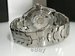 TAG Heuer Link Calibre 6 automatique Montre-bracelet pour homme wat2110