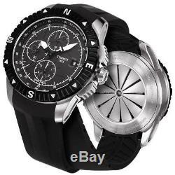 Tissot T-Navigator Homme 44mm Noir Automatique Montre T0624271705700