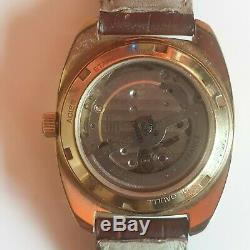 Très belle montre LIP Général de Gaulle Automatique