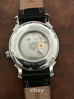 Très belle montre automatique homme Haaven en parfait état