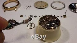 Très belle montre vintage automatique YEMA révisée
