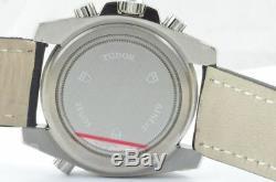Tudor Aéronaute Gmt Montre Hommes 20020 Automatique+Papiere Neuf & Collant