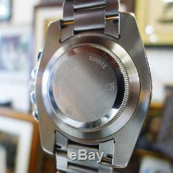 Tudor Iconaut Gmt Chronographe Inoxydable Automatique 43 mm Montre pour Homme