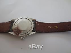 Tudor by Rolex Oyster Prince automatique small rose modèle 7995 années 66/67