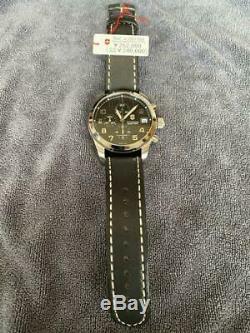 Victorinox Vintage Montre Ambassador Chrono XL 251150 Automatique wl4324