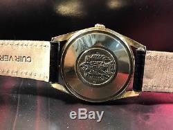 Vintage Lip automatique en or 18 carat