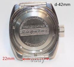 Vostok Montre Russe Amphibian Militaire De Plongee Automatique 20 ATMAmphibian