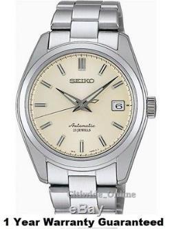 Watch Seiko SARB035 cadran blanc automatique mécanique hommes TAX FREE FR