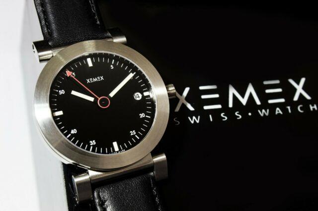 Xemex Offroad Designer Montre Automatique Homme Swiss Made Acier Inox