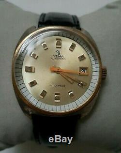 Yema automatique cal 3611