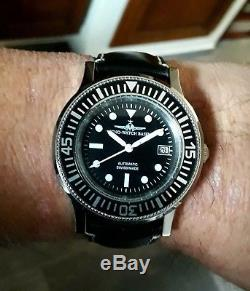 ZENO WATCH BASEL SWISS MADE Automatic Automatique AS 2063 Limited Edition 150